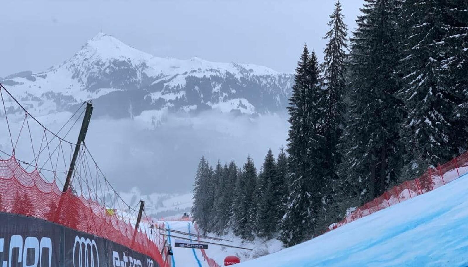 <b>DIE STREIF:</b> Utfor er skisportens Formel 1. Bildet er fra Kitzbühel.