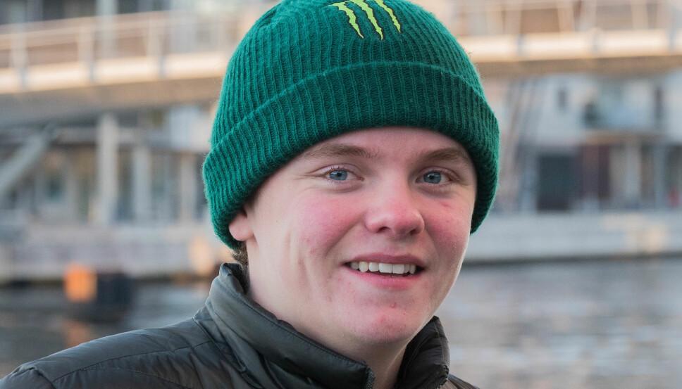 <b>VM-DRØM: </b>Knapt 18 år og VM-drømmen lever. I oktober skal Oliver Solberg etter planen kjøre Wales Rally Storbritannia, løpet pappa Petter vant for 16 år siden.
