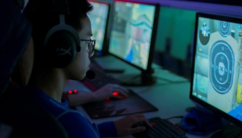TOPPIDRETT: Er gaming toppidrett? Ja, mener stadig flere.