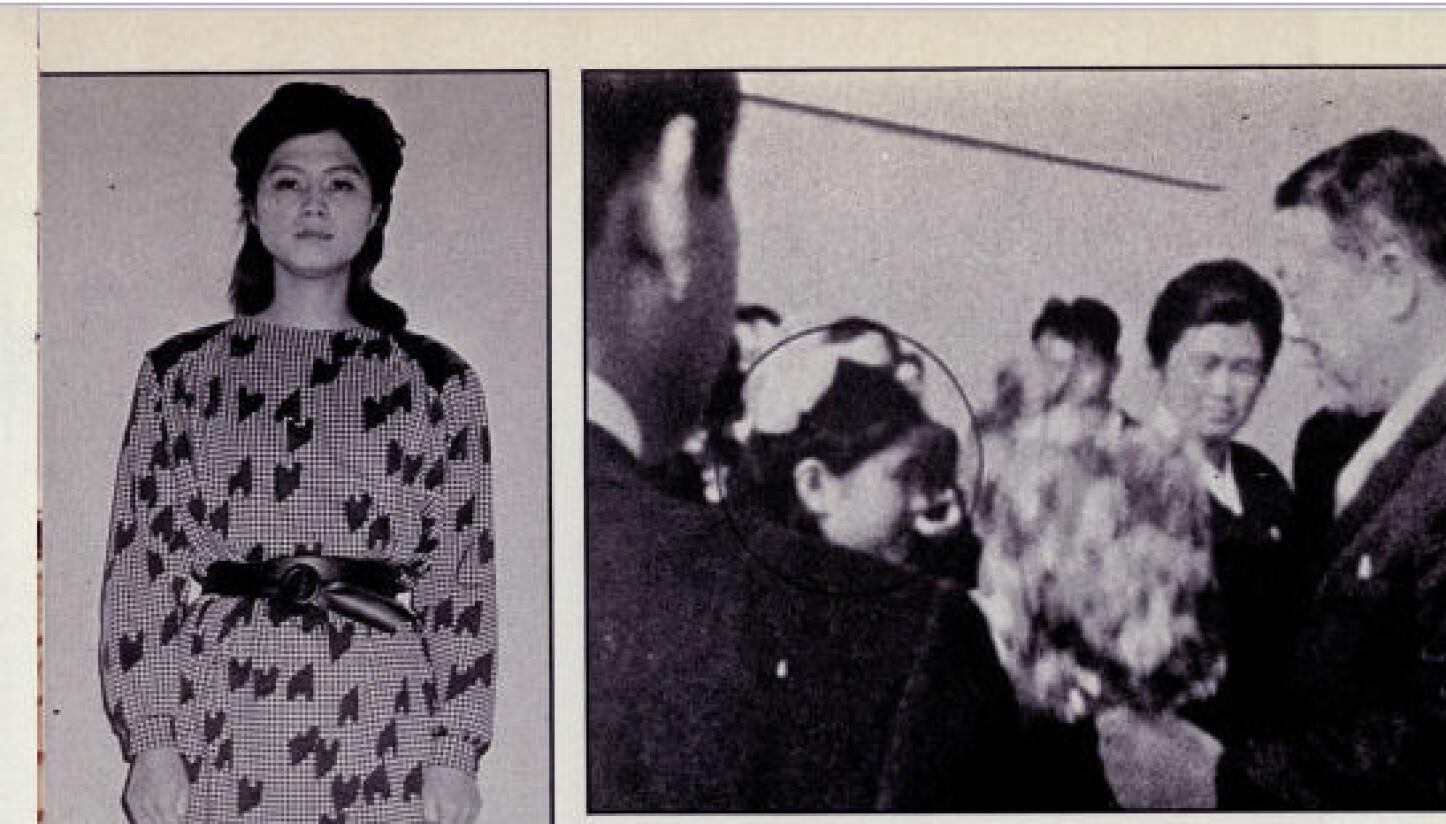 <b>AGENT:</b> Kim Hyon-hui var barnestjerne i Nord-Korea, men ble vervet som hemmelig agent. Det førte til at 115 mennesker mistet livet.