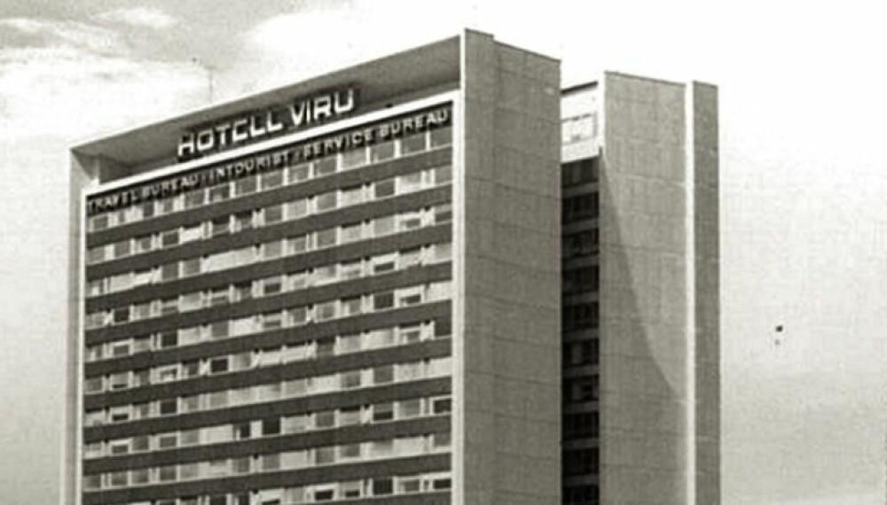 <b>SPIONHOTELLET:</b> Dette er historien om spionhotellet i Baltikum, spionasje, frykt - og litt sex.