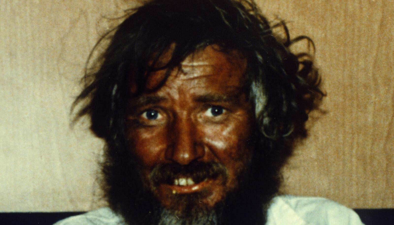 """MANNEN SOM DREV: I seks måneder drev nordmannen omkring på havet. Han forsøkte å avslå hjelp fordi han """"drev i riktig retning""""."""