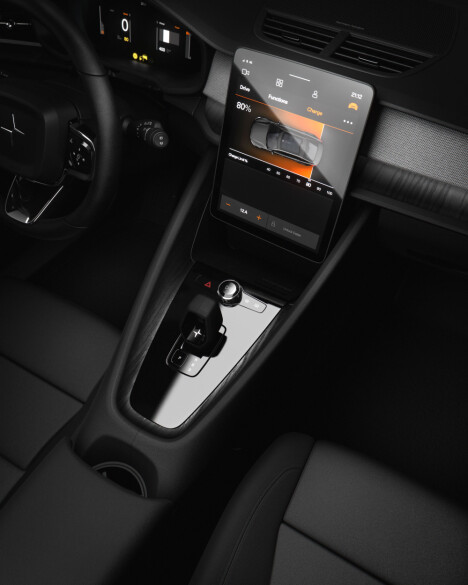 <b>RYDDIG:</b> Interiøret ser ut til å holde en høy standard.