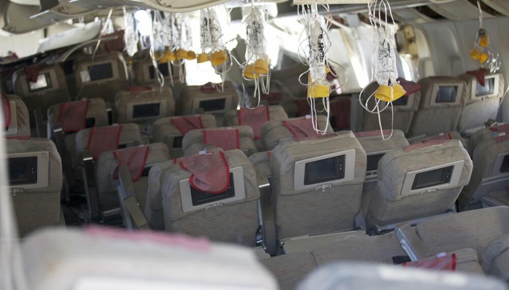 <b>VÅGET IKKE VARSLE:</b> Co-kapteinen på et Asiana Airlines-fly våget ikke å si klart nok ifra til kapteinen at flyet kom inn for lavt under innflyging til flyplassen i San Francisco i 2013.