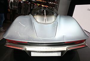 <b>ENDESTYKKE:</b> McLaren Speedtail.