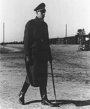<b>BLE SS-MANN:</b> Halvorsen var så flau over den norske innsatsen i Jøssingfjord at han skiftet navn. Finn Gunnar Finson meldte seg senere til tysk krigstjeneste og ble major i SS.
