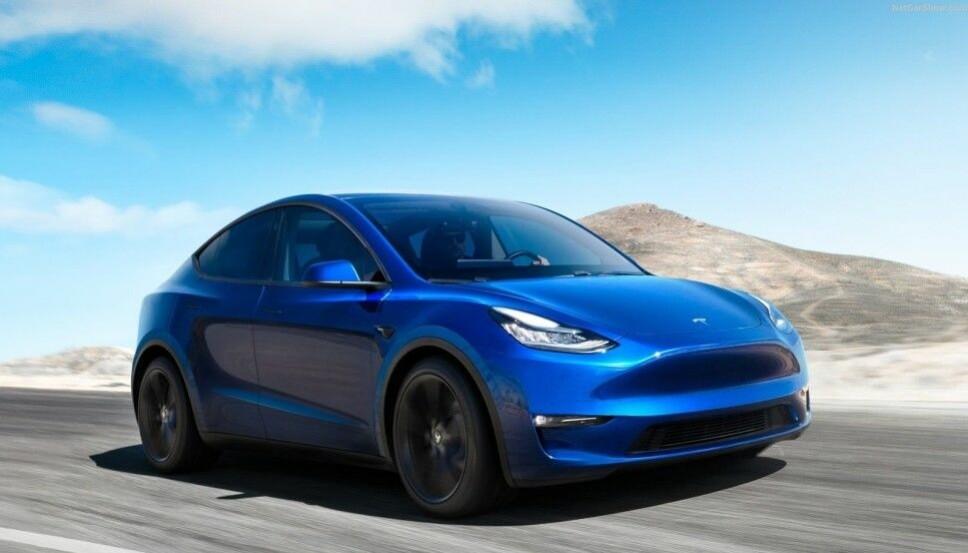 <b>STØRRE ENN MODEL 3: </b>10 prosent større enn Model 3 og langt mer anvendelig: Det er ikke vanskelig å skjønne at denne bilen har stort potensiale.