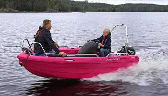 <b>60 ÅR UNG:</b> Pioner er en norsk båtsuksess uten sidestykke. Og fortsatt en fin introduksjon til båtlivet