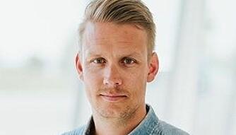 Erik Trosby er PR- og kommunikasjonssjef for Volvo i Norge