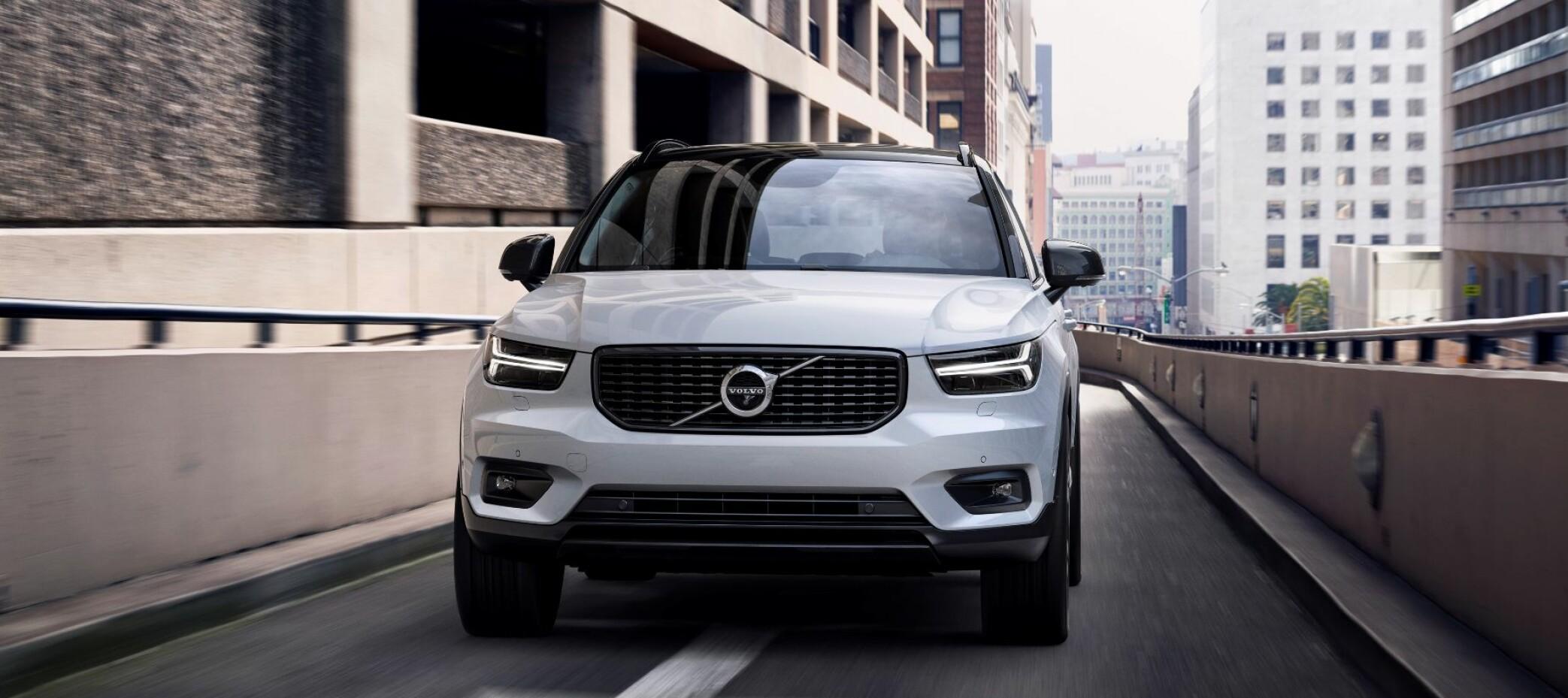 <b>KOMMER FOR SALG 2020:</b> Volvo skal vise fram sin helelektriske XC40 senere i år, så kommer bilen på markedet i 2020.
