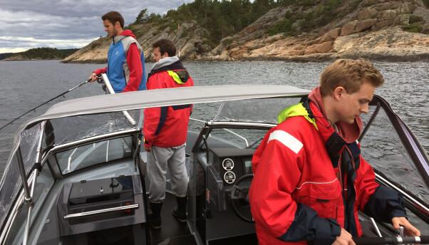 <b>PÅ FISKETUR:</b> Viktig å tenke på bruksområder før du velger båt