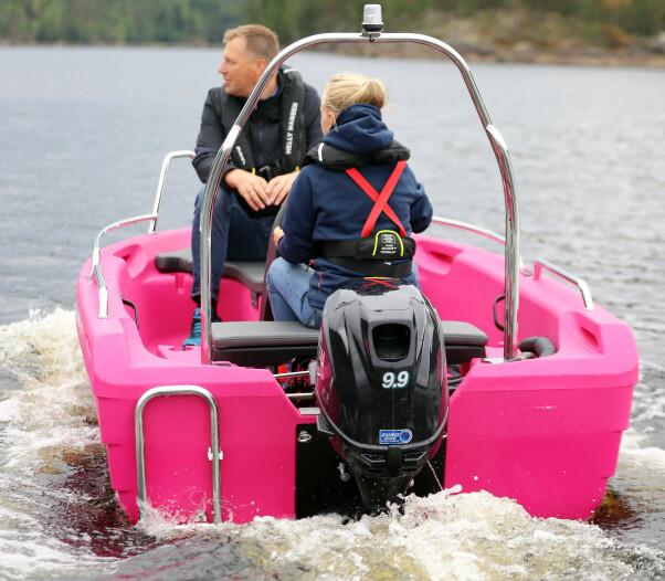 <b>VIKTIG: </b>Riktig motorvalg gir den beste båtopplevelsen