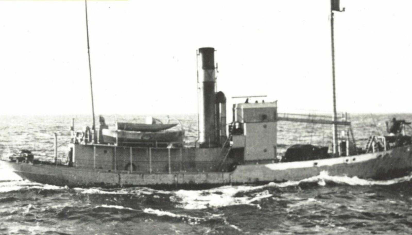 <b>DET FØRSTE SLAGET: </b>En gammel hvalfangskute sto bak den første norske motstanden mot den tyske krigsmaskinen.