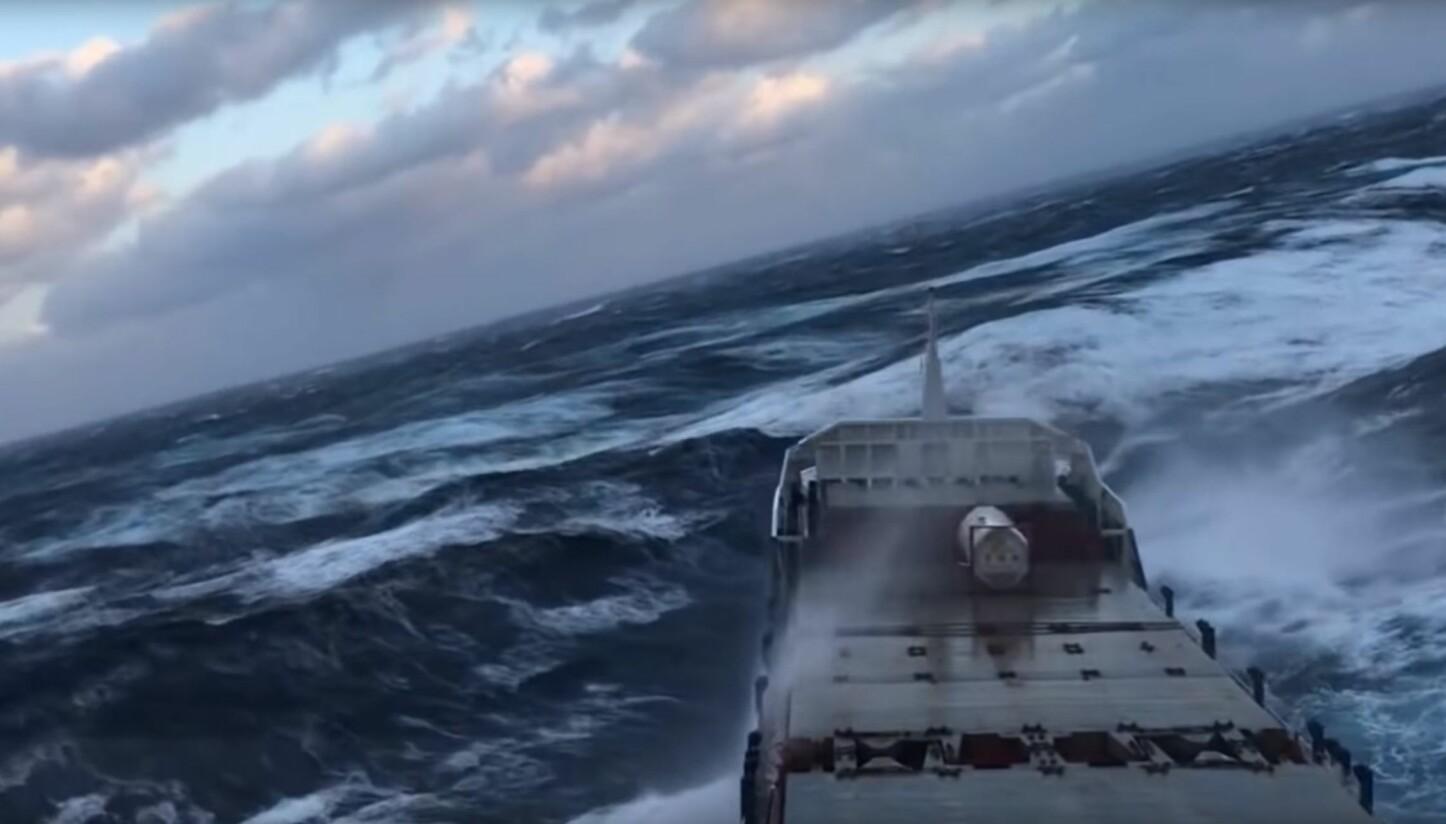 <b>FORLIS: </b>Storm, monsterbølger og eksplosjoner er bare noen av årsakene til at skip går ned.