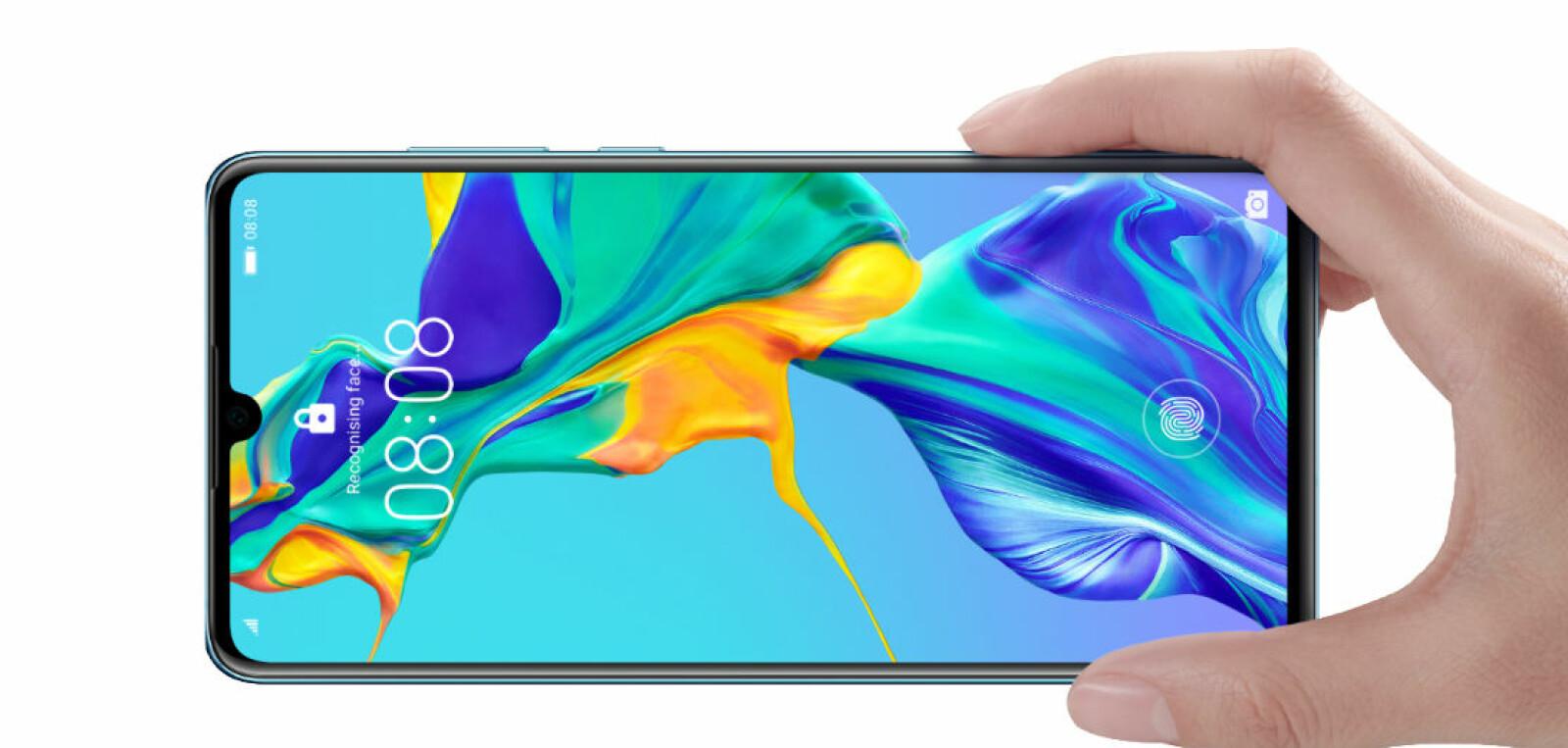 <b>ÅRETS BESTE:</b> Huawei P30 Pro bryter ny mark nå det kommer til mobil fotografering.