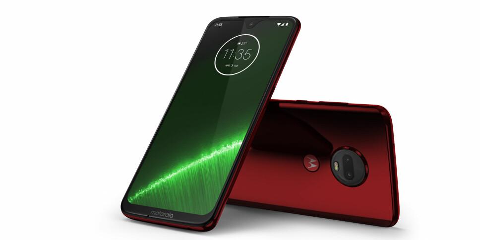 <b>RIMELIG:</b> Du trenger ikke betale 10.000 kroner for en god mobil. Motorola Moto G7 Plus beviser at man får mye mobil for under 3.000 kroner.