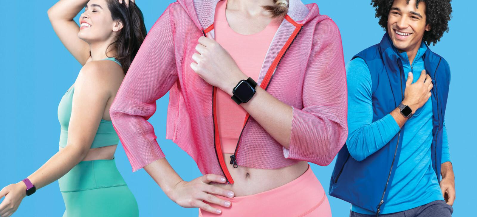 <b><SPAN CLASS=BOLD><STRONG>MOTE:</b></strong></span>Friske og nye farger og en litt lavere pris, skal friste nye kunder til Fitbit Versa Lite. Vi anbefaler at du heller velger fullversjonen Fitbit Versa og ikke den nye Lite-utgaven.