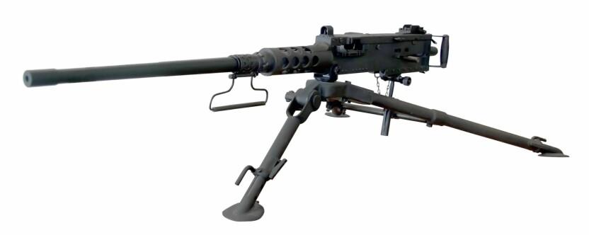 Browning M2 mitraljøse
