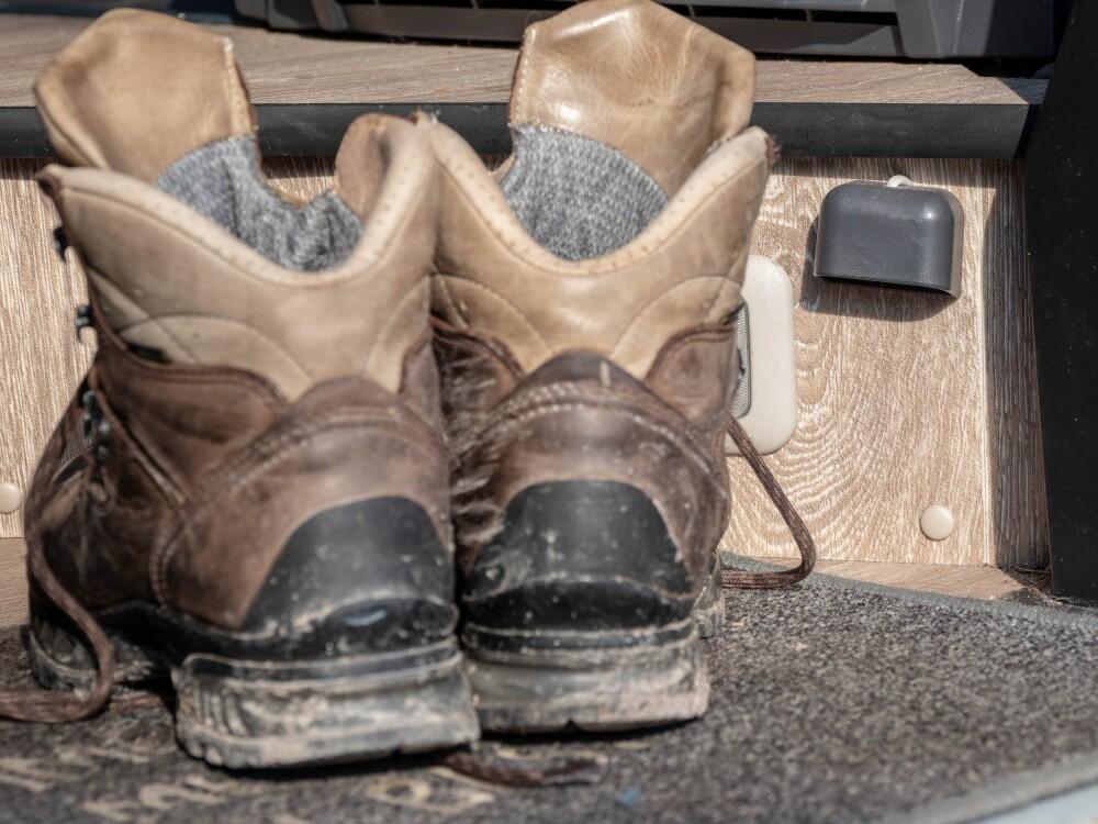 <b>SYNDER 2?:</b> Neppe. Skal sko sette i gang alarmen skal de være omtrent på gjæringsstadiet.