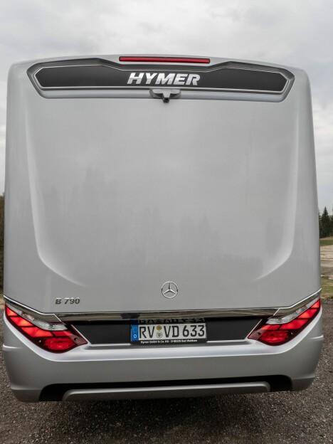 <b>UTVIDER SAMARBEID:</b> Hymer kjører videre sammen med Mercedes-Benz