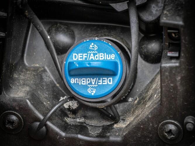 <b>ADBLUE:</b> Også Fiat Ducato går snart over til AdBlue-systemet for å møte tøffere miljøkrav.