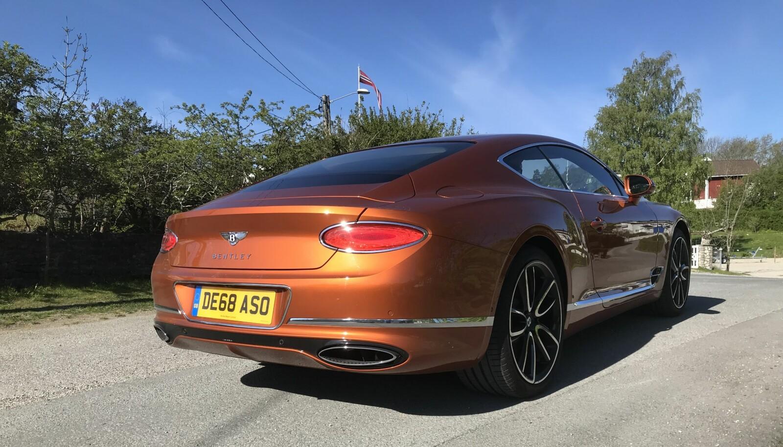 LUKSUS: Bentley Continental GT.