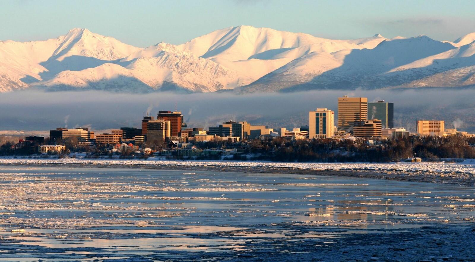 <b>ÅSTEDET:</b> I naturskjønne Anchorage, porten til Alaskas Villmark, herjet seriemorderen kjent som «The Butcher Baker» på 1970 og begynnelsen på 1980-<br/>tallet.