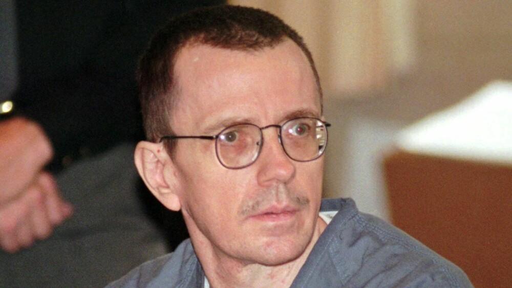 <b>DØD:</b> RobertHansen under rettssaken mot ham i 1984. Han døde av naturlige årsaker i fengsel i 2014.
