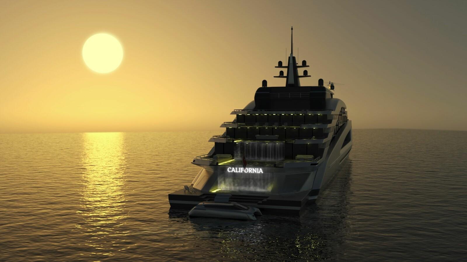 <b><SPAN CLASS=BOLD><STRONG>ELEKTRISK:</b></strong></span> Skipet kan skli av gårde i inntil fem timer kun drevet frem av elektrisitet.
