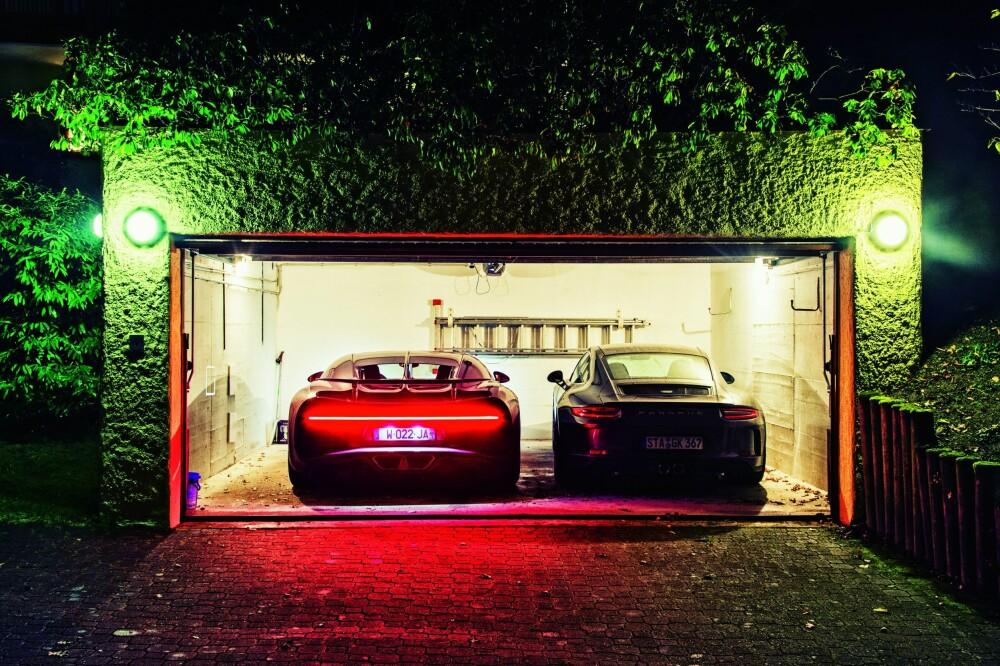 <b><SPAN CLASS=BOLD><STRONG>DRØM:</b></strong></span> Garasjebesetning av en annen verden. Men bare for en natt.