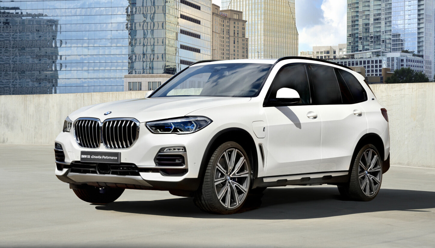 LADBAR: BMW X5 45e xDrive