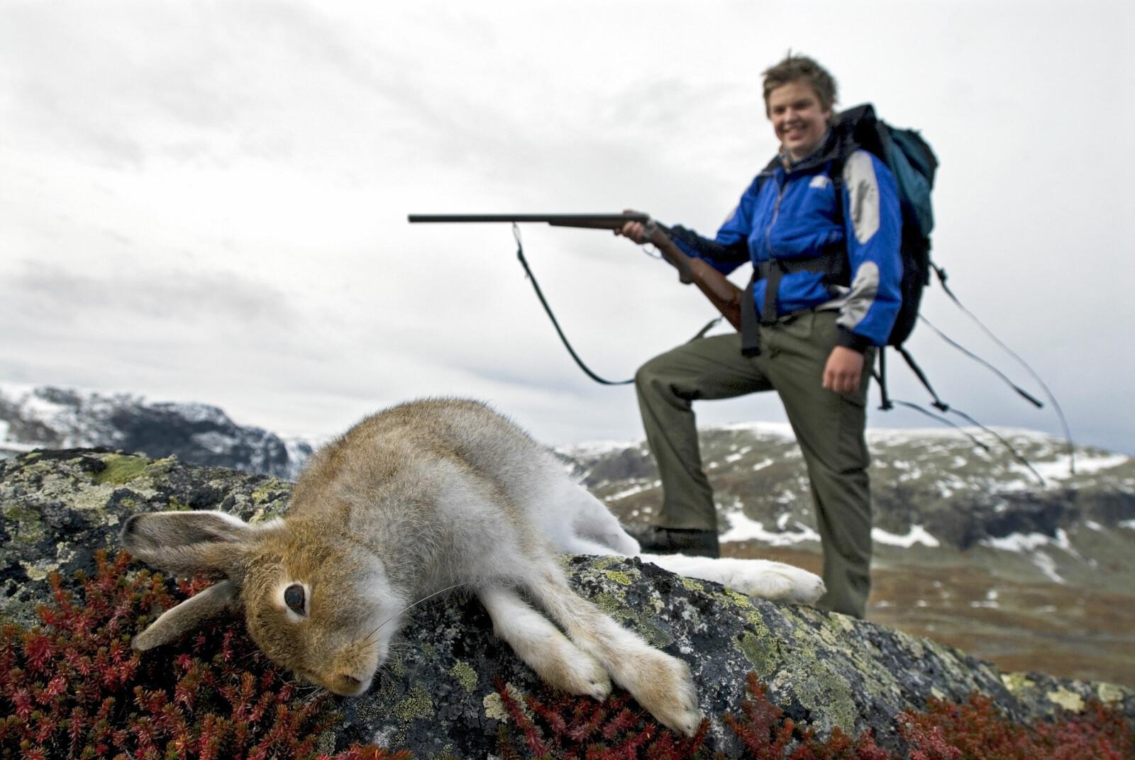 <b>AKTSOMHET:</b> Støkkjakt er den jaktformen som setter størst krav til aktsomhet hos jegerne. (Foto: Tom Furuseth)