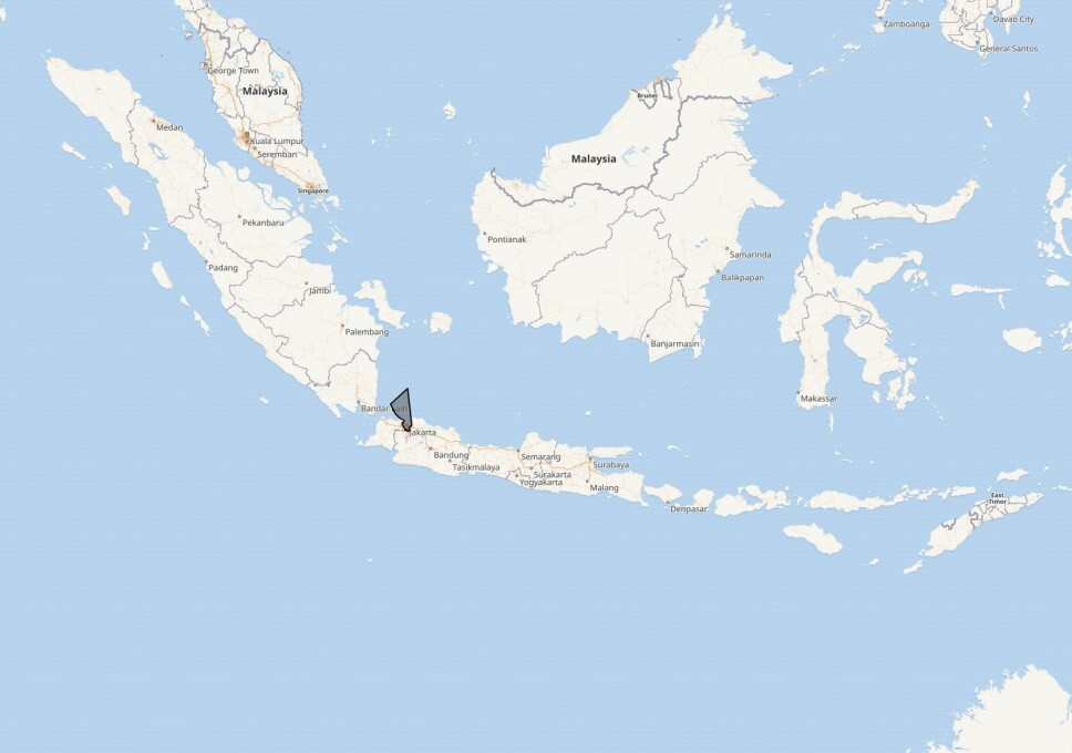 <b>ØYSTAT: </b>Jakarta er hovedstaden i øystaten, Indonesia. Det bor over 10 millioner mennesker i byen og over 30 millioner om man tar med omlandet rundt.