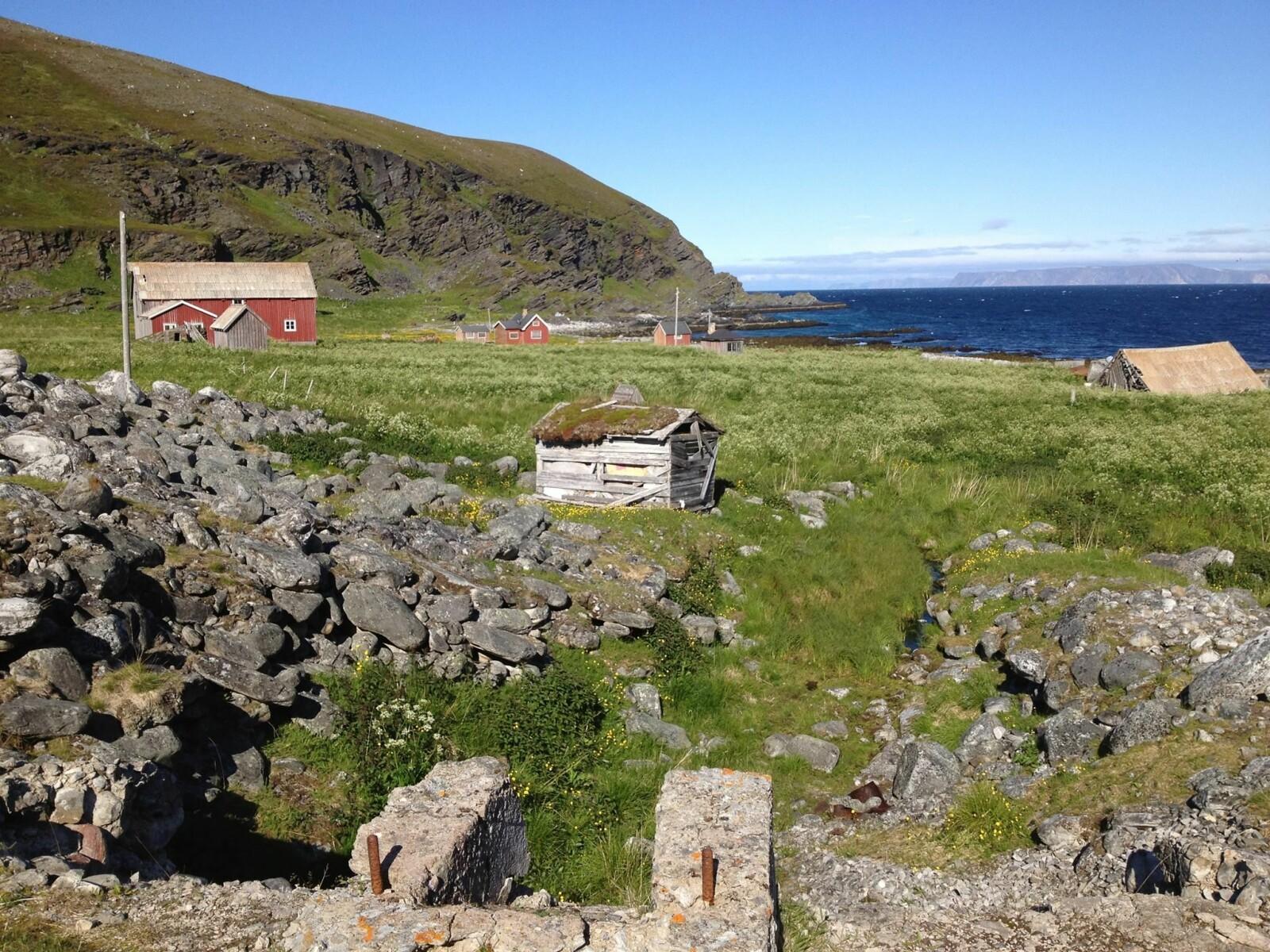 <b>FRAFLYTTET:</b> Det bor ikke lenger folk på Sværholt.