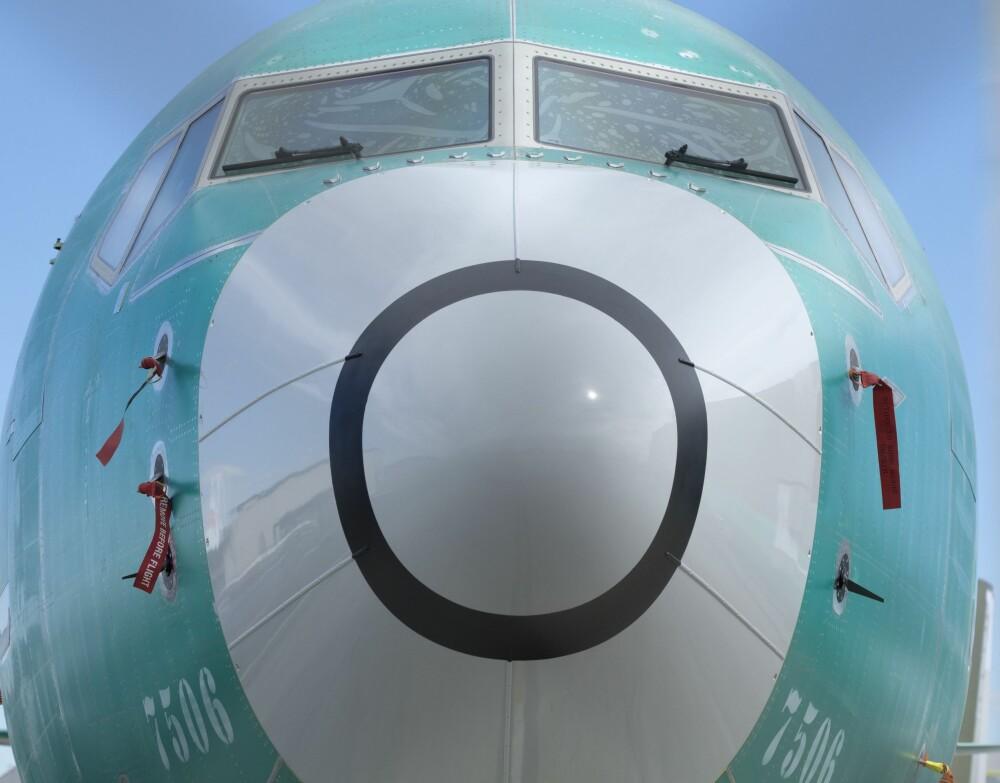 <b>SENSORFEIL:</b> Boeing valgte å koble kun en av de to angrepsvinkel-sensorene til MCAS-systemet. Det fikk fatale følger da den ene sensoren sviktet.