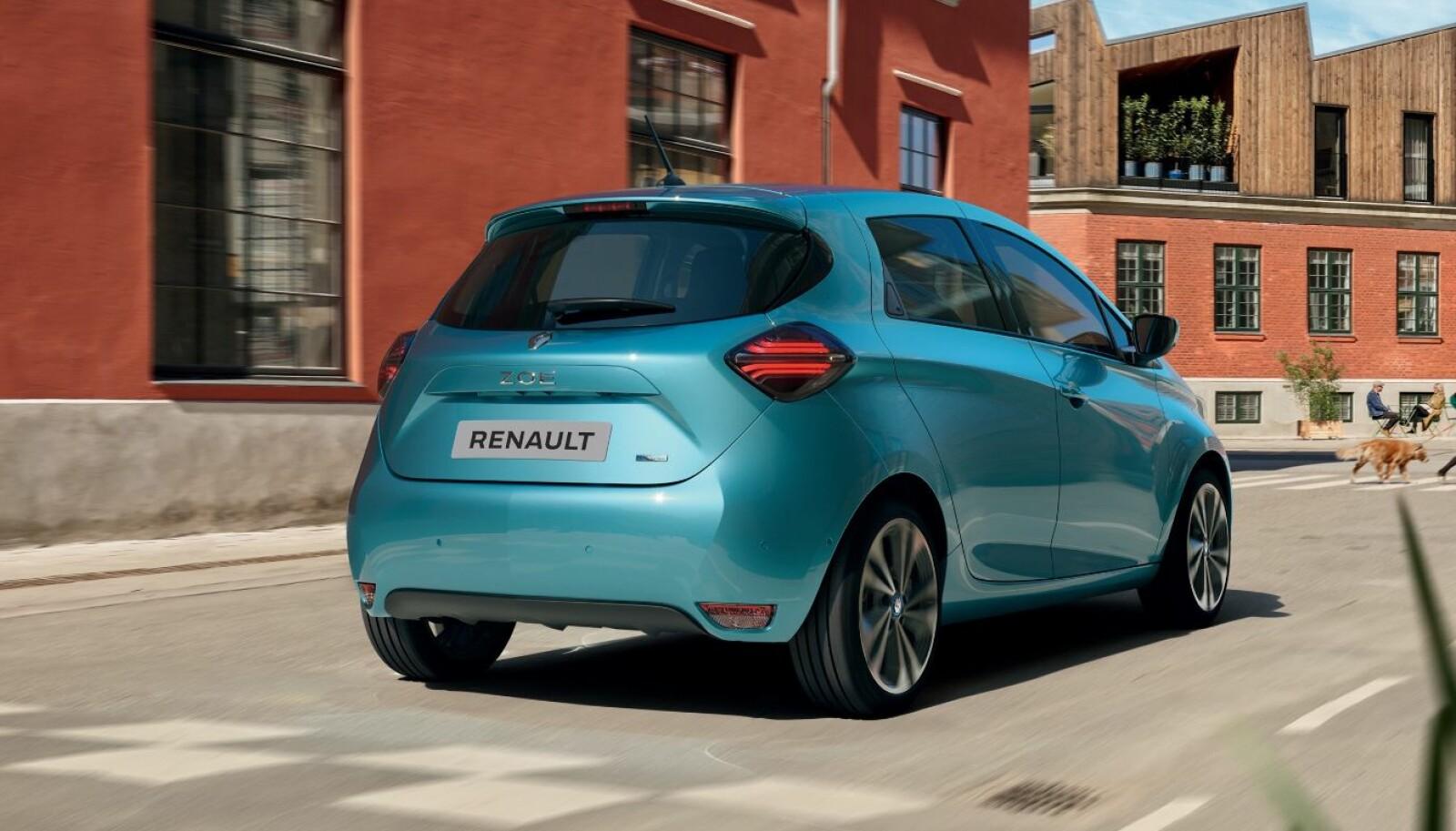 ZOE LEVERING: De første kundene skal få bilene i september.
