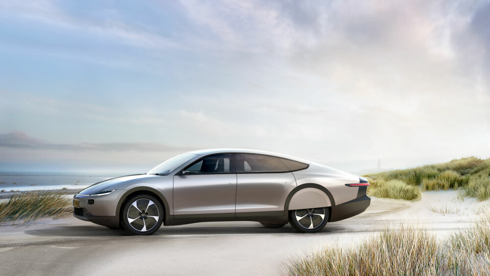 <b>PEN:</b> Pen bil. Har den litt Saab og Citroën i designet?