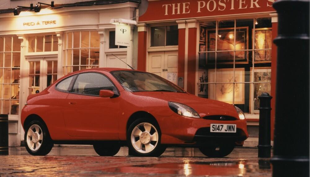 1997: Ford Puma fra 1997.