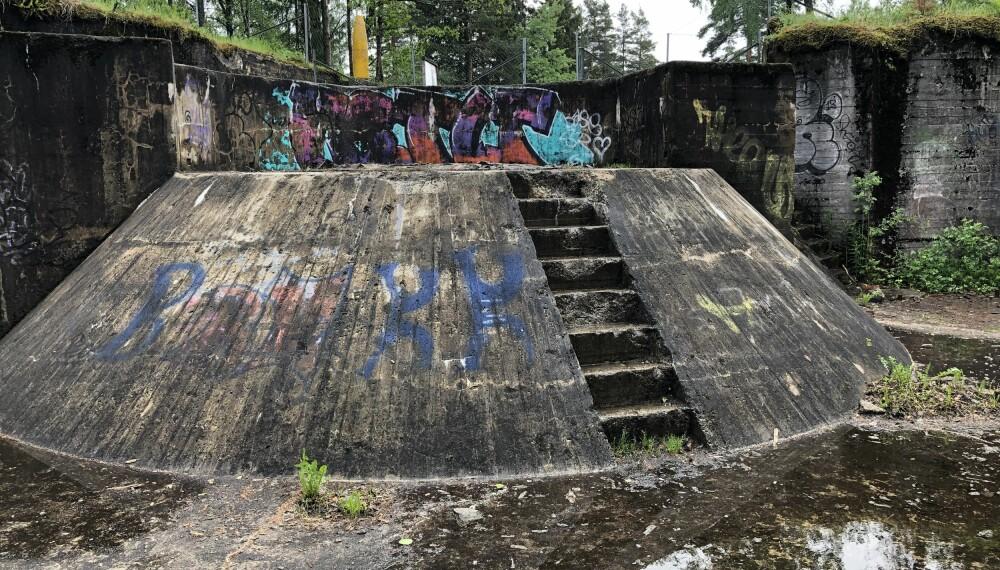 <b>EFFEKTIVE:</b> Bruken av russiske krigsfanger og en ny støpemetode, gjorde at Vardås Fort ble bygget på rekordtid.