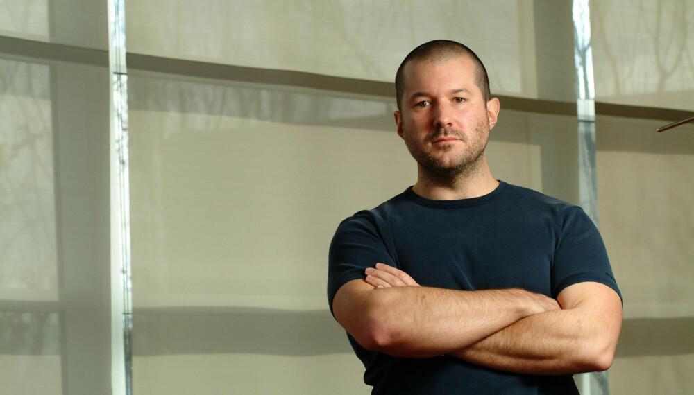 <b>IKON:</b> Han har designet Apples produkter siden 90-tallet. Nå slutter han.