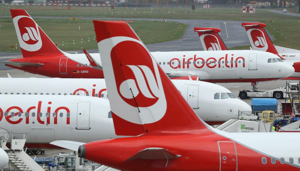 Kurs Air Berlin