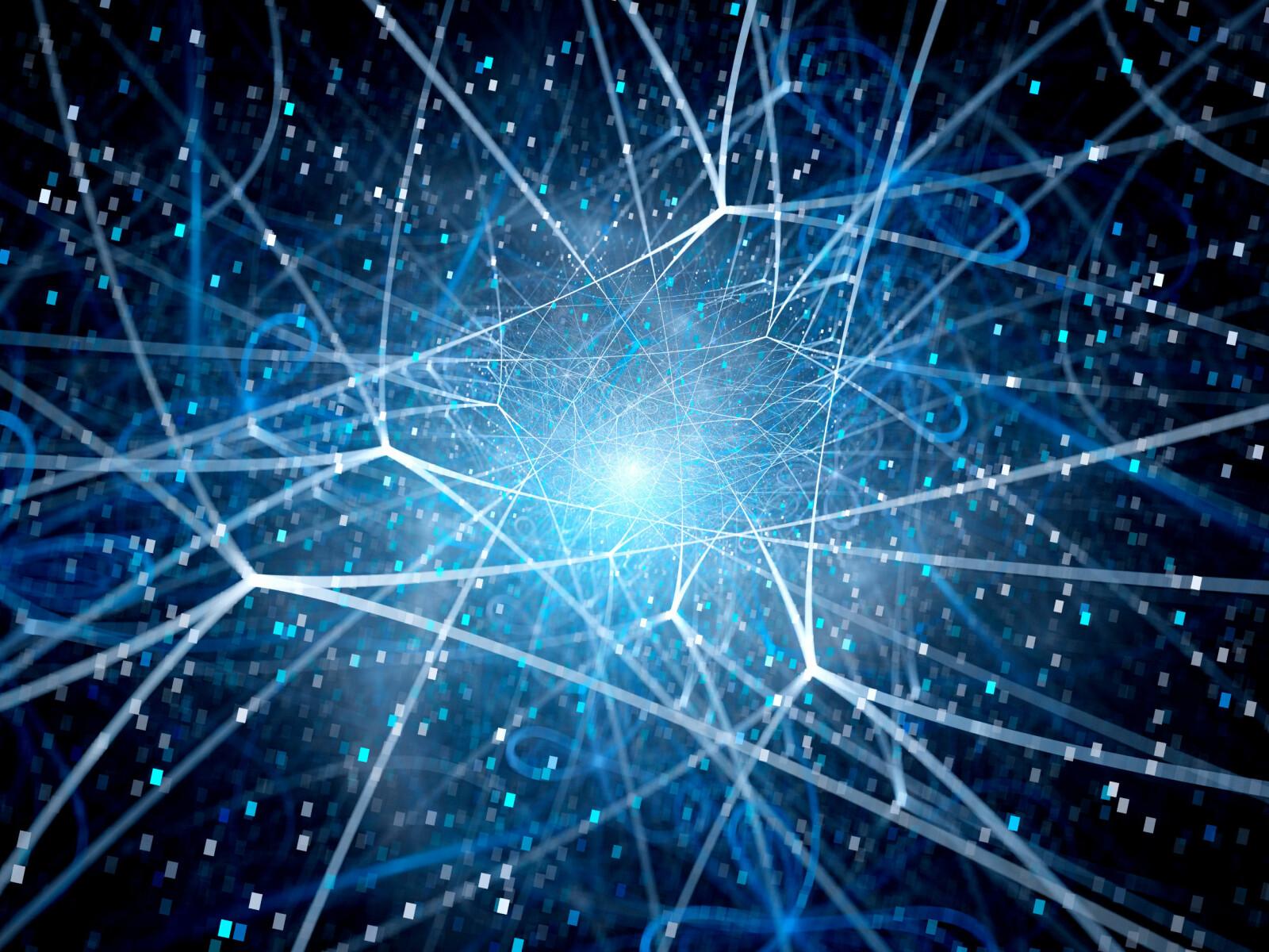 <b>HEMMELIG:</b> Et nett av fiberkabler som går ved siden av ordinære fiberkabler som gir deg og meg internett, skal sikre et eget nettverk for myndighetene i en krisesituasjon.