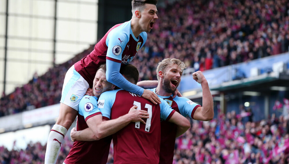 <b>BURNLEY:</b> Matt Lowton (øverst), Chris Wood og Charlie Taylor.