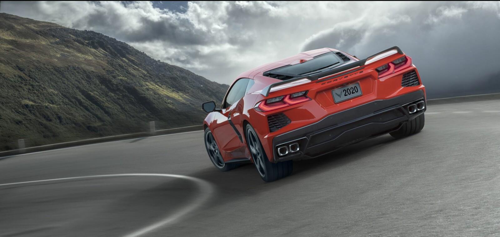 <b>ENDRINGER:</b> Etter 66 år gjør Chevrolet radikale endringer med Corvette