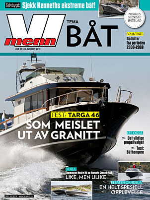 <b>VI MENN BÅT:</b> Nytt Vi Menn Båt er straks hos abonnentene.