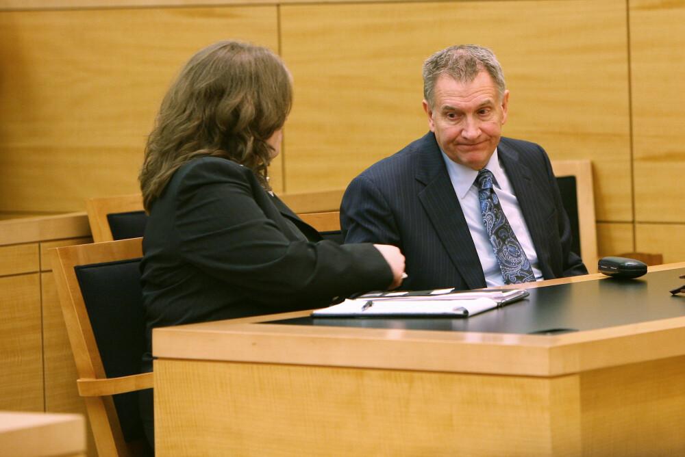<b>KONTAKT:</b> Roy Lindley DeVecchio var Scarpas kontakt i FBI og ble i 2007 tiltalt for mord. Tiltalen ble frafalt etter mangel på bevis. Nøkkelvitnet var Scarpas elskerinne.
