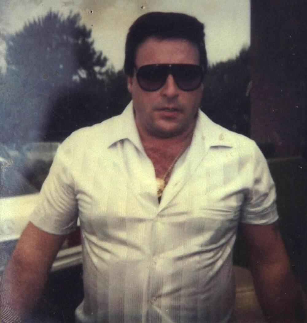 <b>JUNIOR:</b> I farens fotspor, Gregory Scarpa jr.