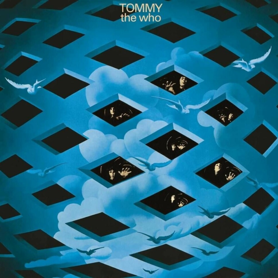 """""""Tommy"""", The Who (mai)."""
