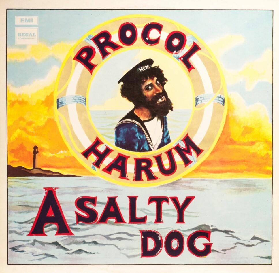"""""""A Salty Dog"""", Procol Harum."""