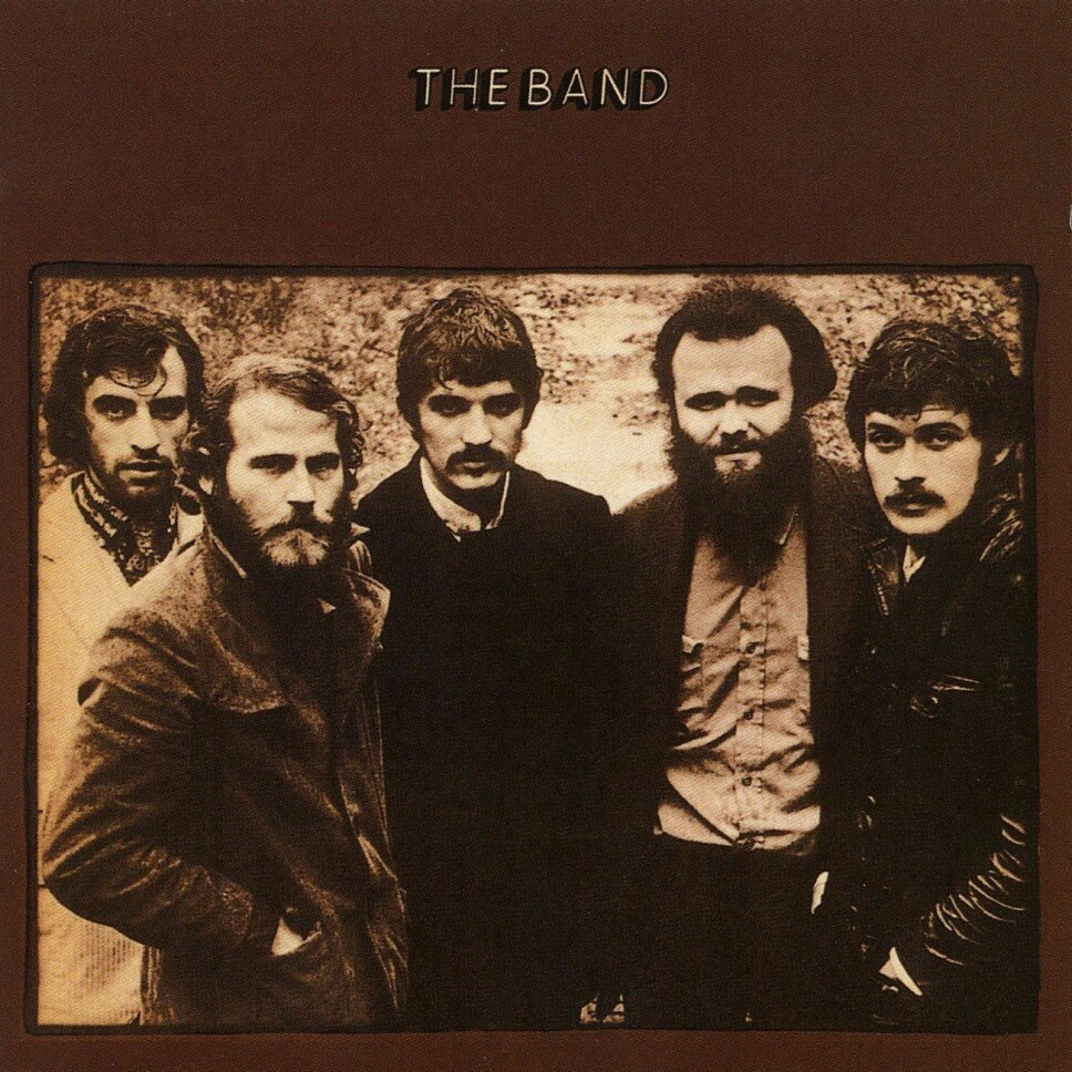 """""""The Band"""", The Band (september)."""